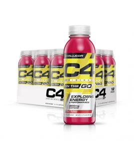 Cellucor C4 Energy On The Go: Fruit Punch