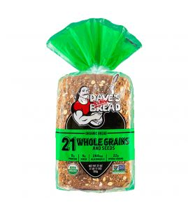 Dave's Killer Bread: 21 Whole Grains And Seeds Bread