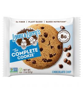 Lenny & Larry's Chocolate Chip Cookie 3 Pack