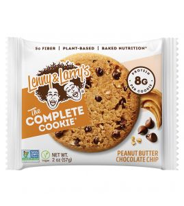 Lenny & Larry's Peanut Butter Chocolate Chip Cookie 3 Pack