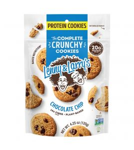 Lenny & Larry's Chocolate Chip Cookie Pouch