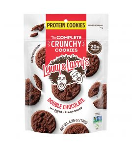 Lenny & Larry's Double Chocolate Cookie Pouch