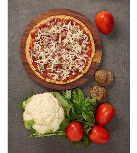 Cauliflower Crust Meatball Pizza Kit