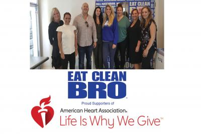 American Heart Association - Life Is Why We Give Campaign