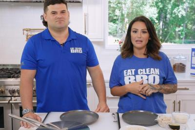 JWOWW and The Bros Bro Tacos